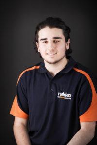 Brandon  - 1st Year Apprentice