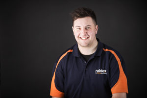 Nathan - 3rd Year Apprentice