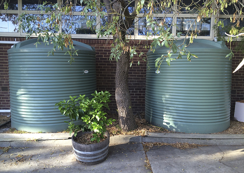 Rainwater Tanks Raldex Plumbing Hot Water Blockages