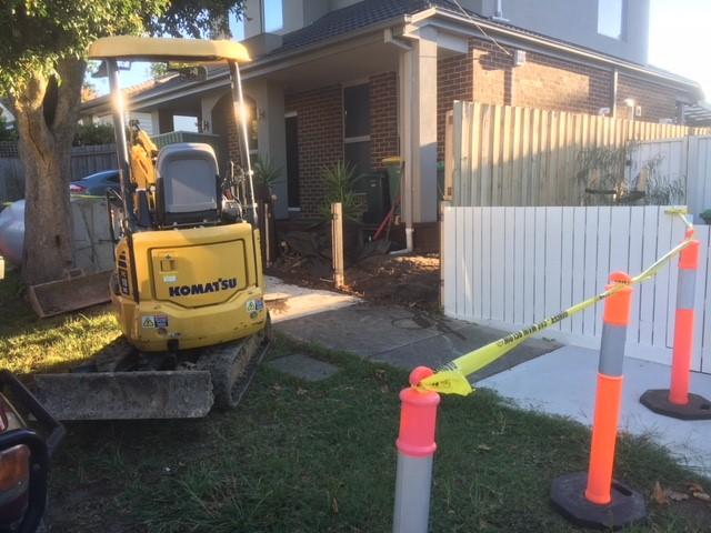 Excavation-