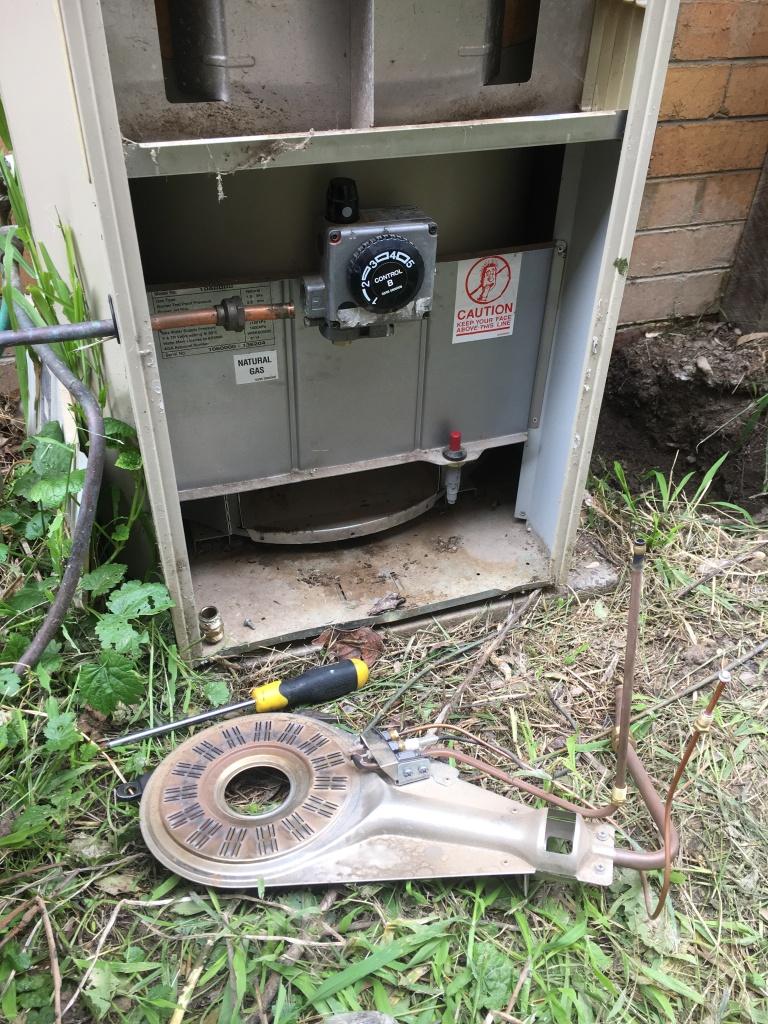 Hot-water-repair